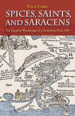 Spices, Saints and Saracens cover